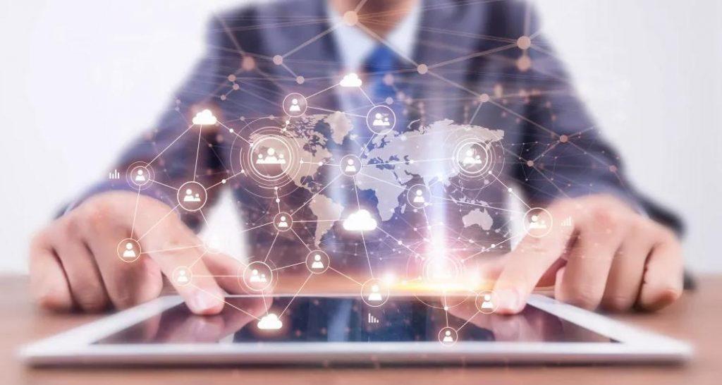 朱炳祯脱口秀:价值互联网有什么新的优势?