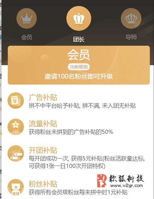 出彩拼购商城小程序开发插图(1)