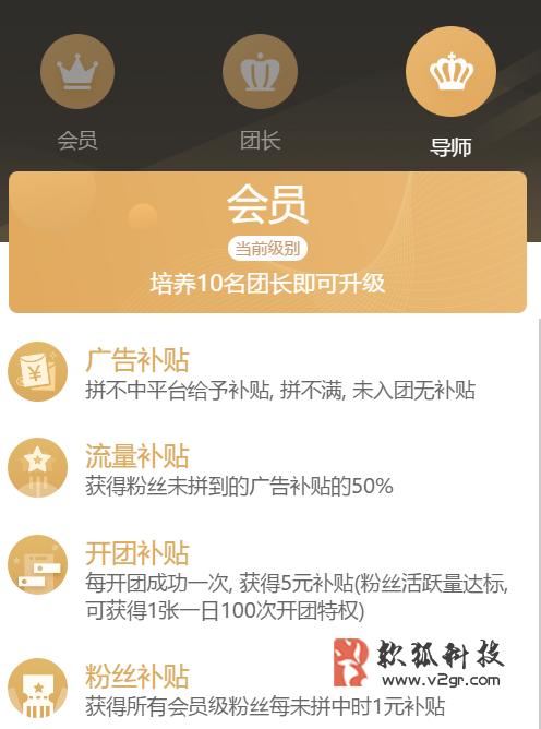 出彩拼购商城小程序开发插图(2)