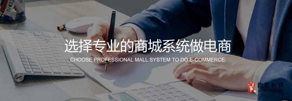 独立购物网上商城系统开发插图1