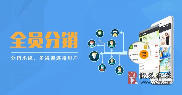微信二级分销商城小程序开发插图
